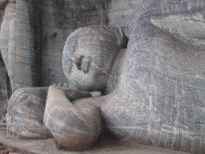 Polonnaruwa-galvihara6-detall